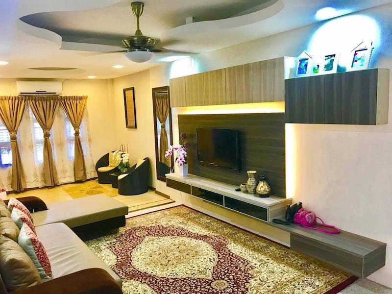 11 jenis rumah moden yang ada di malaysia majalah labur for Siti di interior design