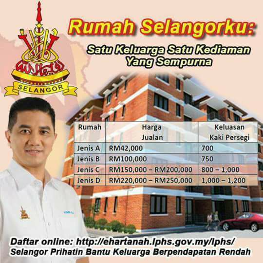 2 Projek Rumah Selangorku Berharga Rm42 000 Yang Masih Available Majalah Labur