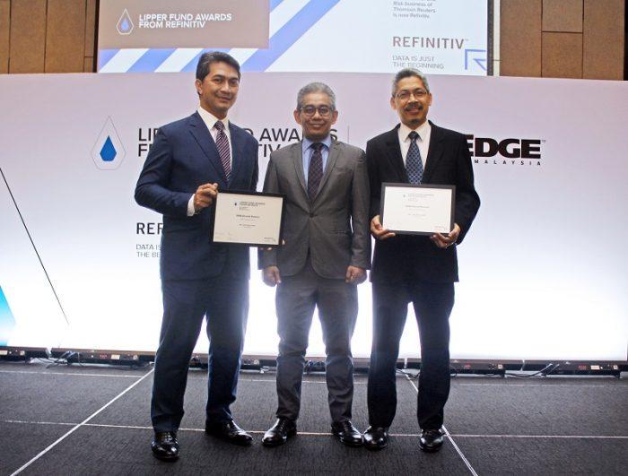 PMB Investment Merangkul 2 Anugerah Dana Unit Amanah Syariah Terbaik Lipper Fund Awards From Refinitiv 2019 2