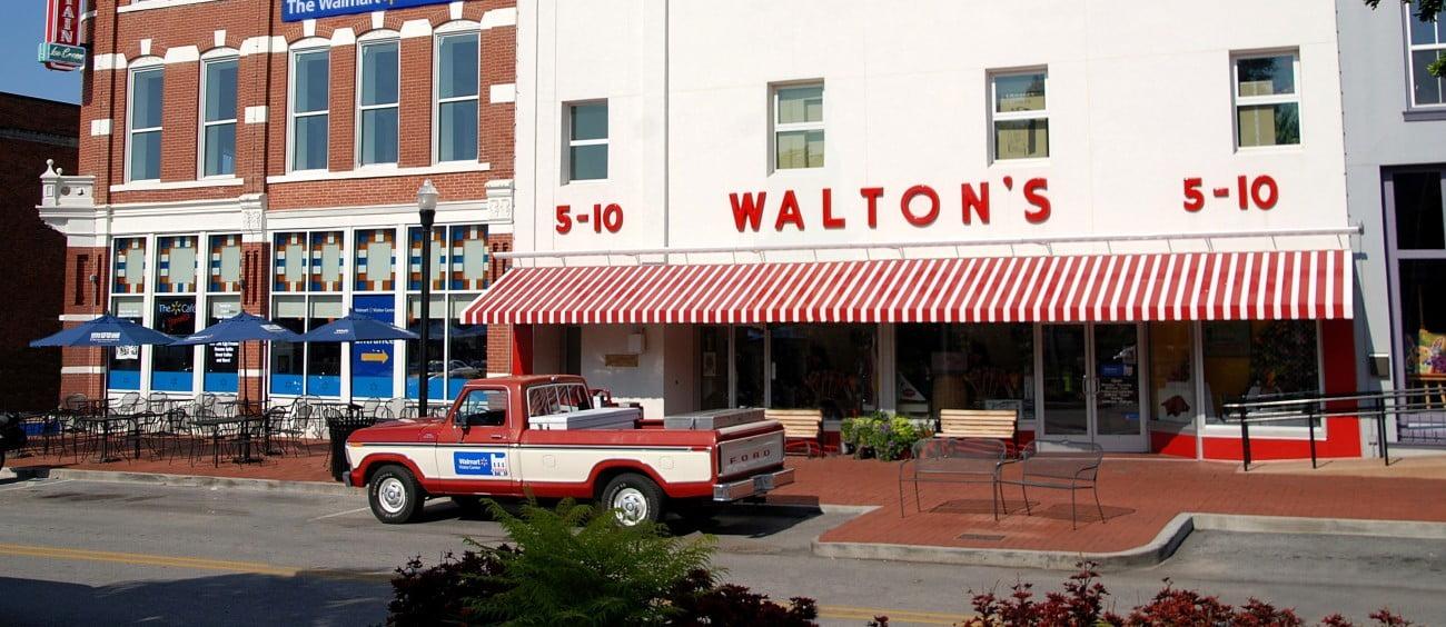 Ikuti Kisah Sam Walton Pengasas Walmart, Gedung Beli Belah Terbesar Dunia 4