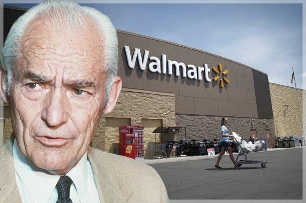 Dekad 1970 dan 1980-an merupakan dekad perkembangan Syarikat Walmart dan membuat Sam Walton mejadi manusia terkaya di Amerika Syarikat pada awal 1980-an