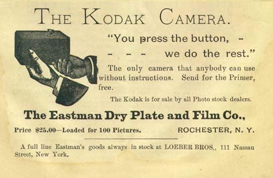 Syarikat Kodak Yang Berstatus Blue Chip Akhirnya Diisytiharkan Muflis, Kerana Kurang Peka Dengan Kehendak Masyarakat 3