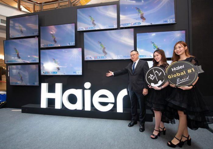 Haier Mula Roadshow Serantau; Menyerlahkan Kepelbagaian Jenis Produk 'Smart Home' Yang Baru 2
