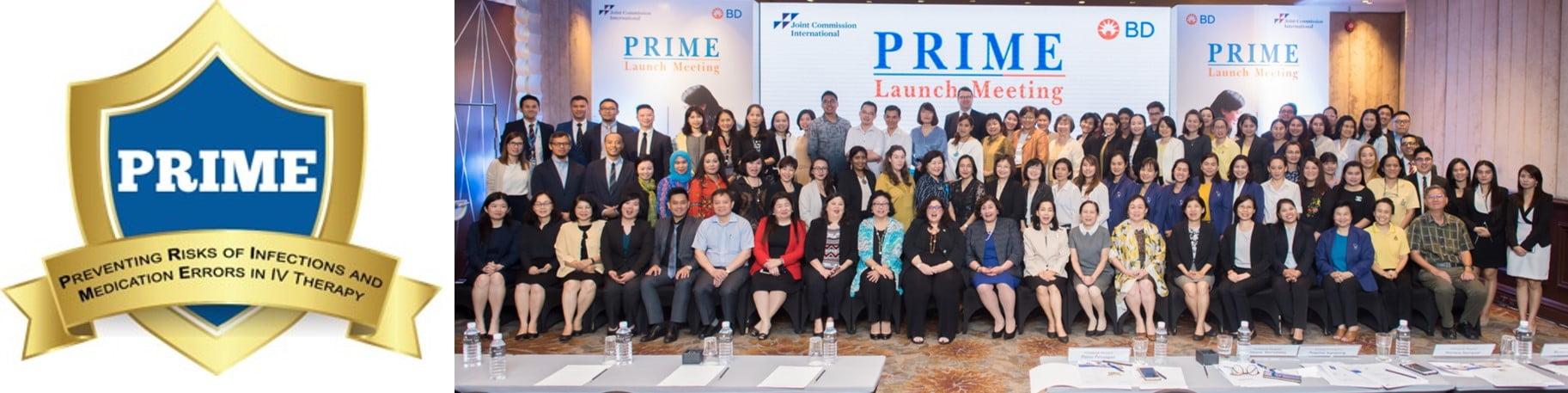 BD Lancar Pencegahan Risiko Jangkitan dan Kesilapan Ubatan dalam Terapi IV (PRIME) di Asia 2