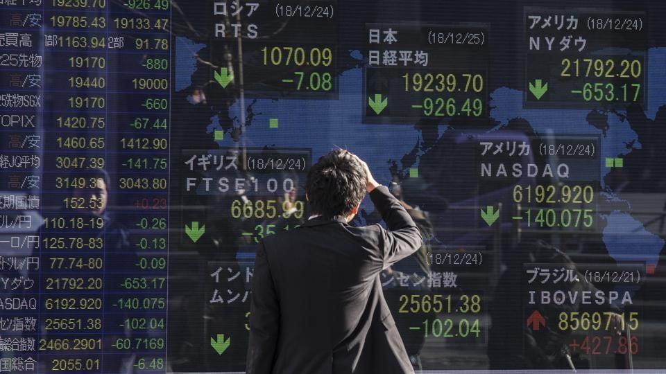 Cuti Panjang di Jepun Cetus Kebimbangan Terjadinya 'Flash-Crash' Dalam Pasaran Global 3