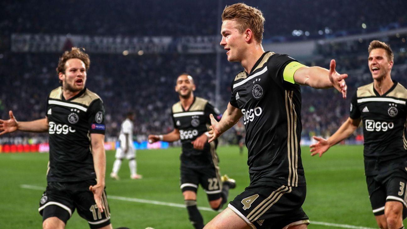 Saham Juventus Menjunam 22% Selepas Kalah Kepada Ajax Dalam Saingan Liga Juara-Juara Eropah 3