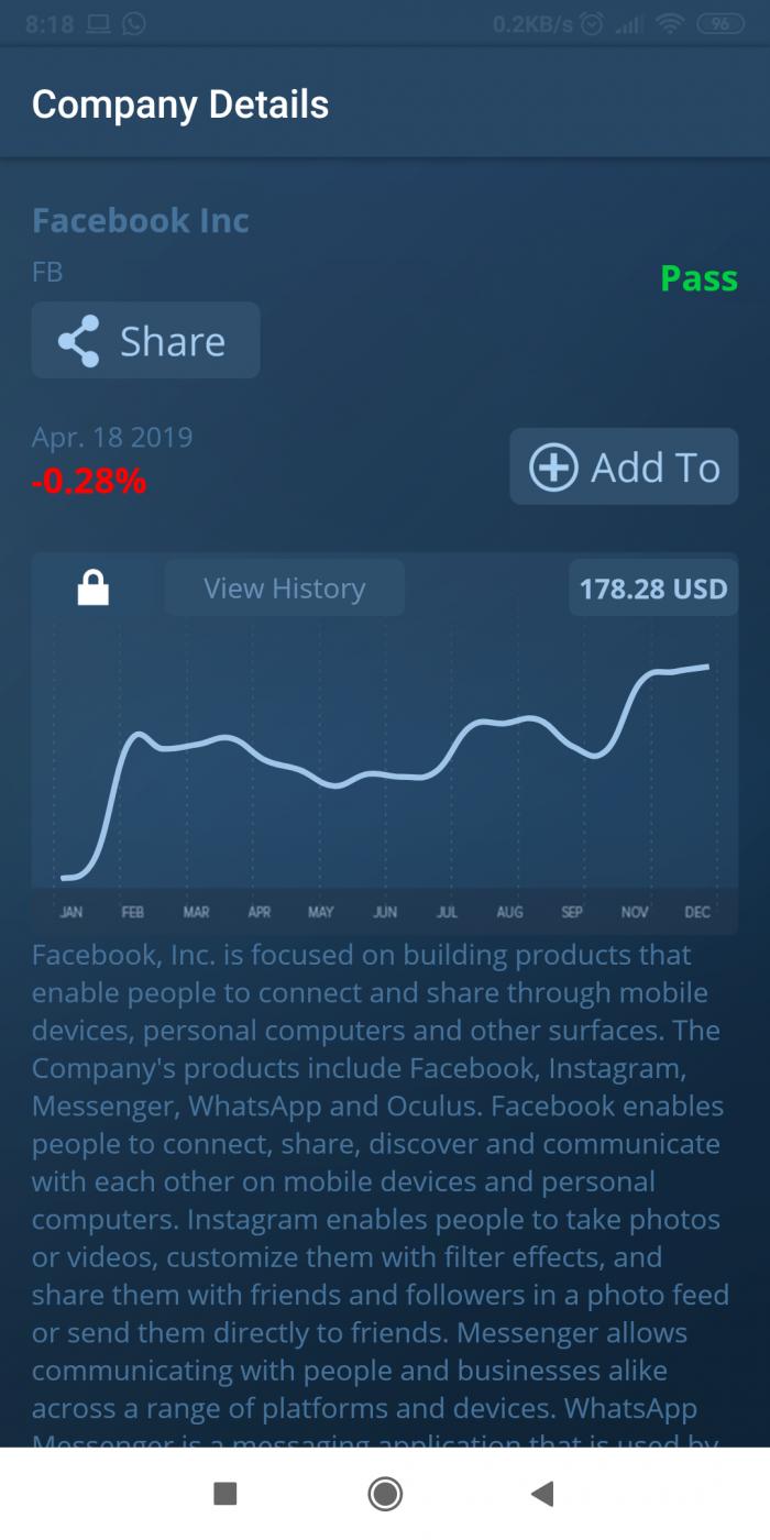 islamic investor app11 700x1400 - Cara Percuma Nak Semak Status Patuh Syariah Saham Global
