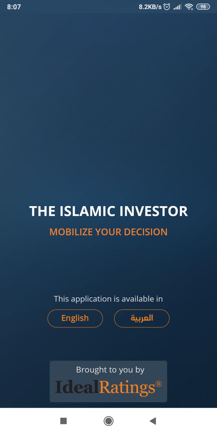 islamic investor app4 700x1400 - Cara Percuma Nak Semak Status Patuh Syariah Saham Global