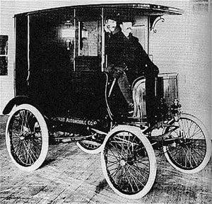 Delivery Wagon yang dihasilkan oleh syarikat pertama Ford, yang mana proses pembuatan kereta ini terlalu sukar menyebabkan syarikat tersebut memecat beliau sebagai presiden