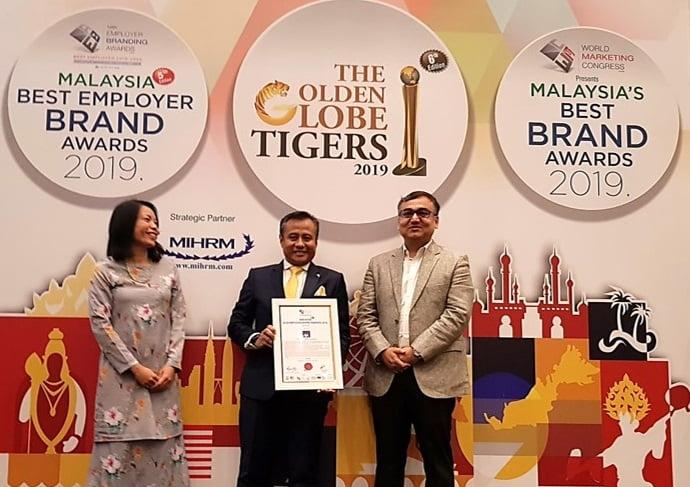 Malaysia Best Employer Brand Award 2019 - AXA Merangkul 3 Anugerah Berprestij!