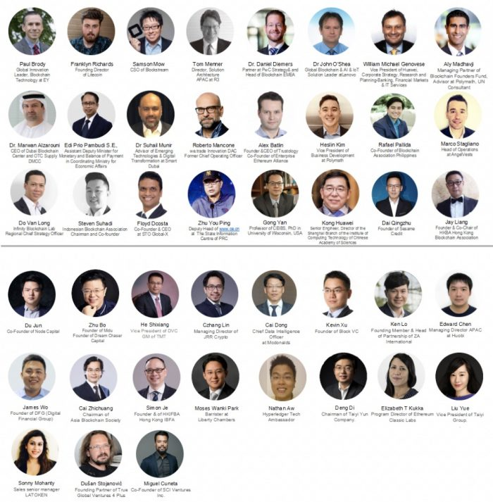 World Blockchain Forum Asia, 22-23 Jun 2019 di Singapura 2