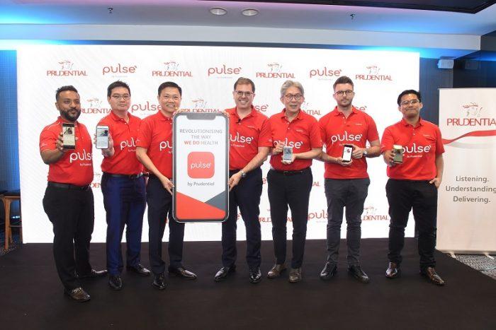 Aplikasi Pulse oleh Prudential dengan kerjasama DoctorOnCall, Babylon dan AIME 2