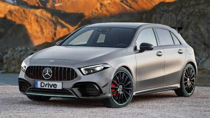 Mercedes Mengeluarkan Enjin Turbo Yang Paling Berkuasa Di Dunia Dengan Sesaran 2.0 Liter 5