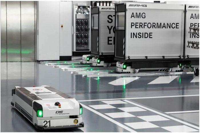 Mercedes Mengeluarkan Enjin Turbo Yang Paling Berkuasa Di Dunia Dengan Sesaran 2.0 Liter 4