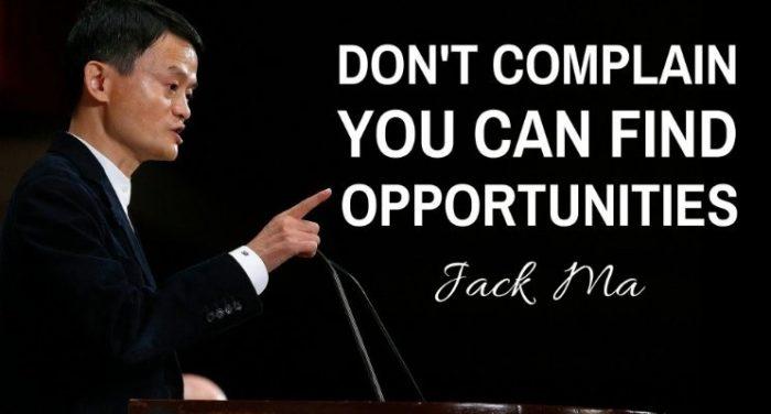Nasihat Jack Ma Kepada Usahawan Yang Ingin Berjaya Dalam Perniagaan 5