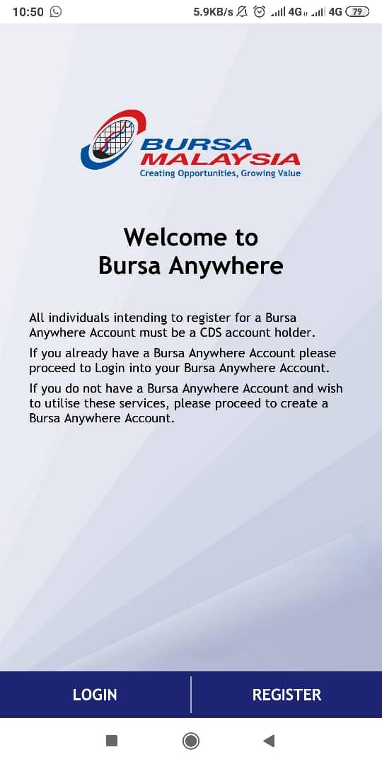 Aplikasi Bursa Anywhere - Semua Pelabur Wajib Download 4