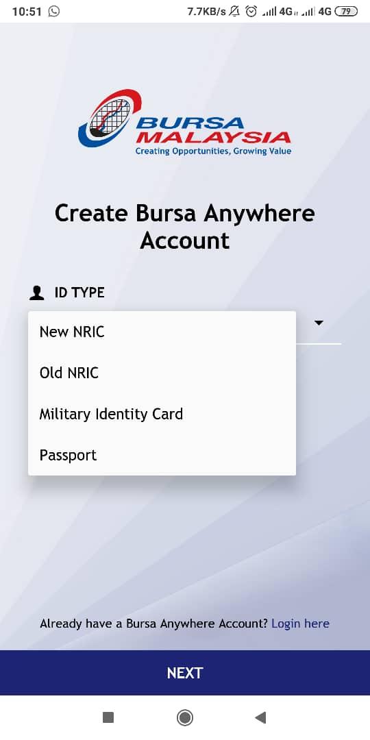 Aplikasi Bursa Anywhere - Semua Pelabur Wajib Download 5