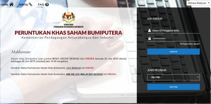Saham MTAG Group Boleh Dipohon di MITI Pada Harga RM0.53 Seunit 4
