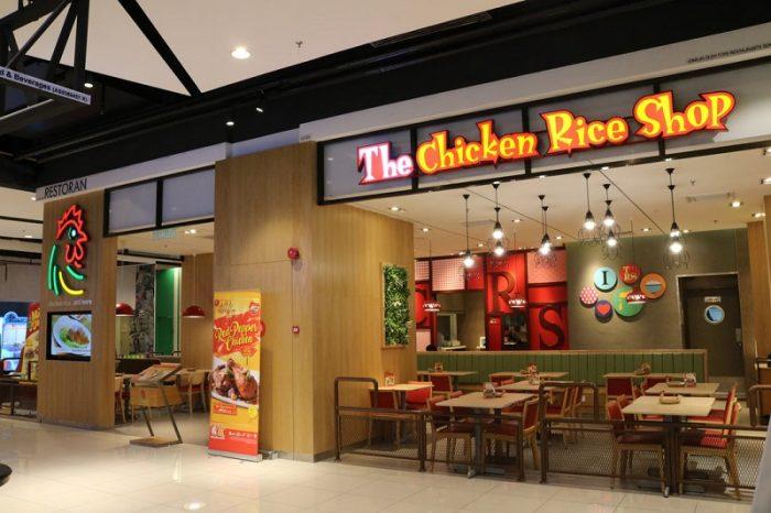 Zensho Jepun Nak Beli The Chicken Rice Shop Dengan Harga RM220 Juta 2