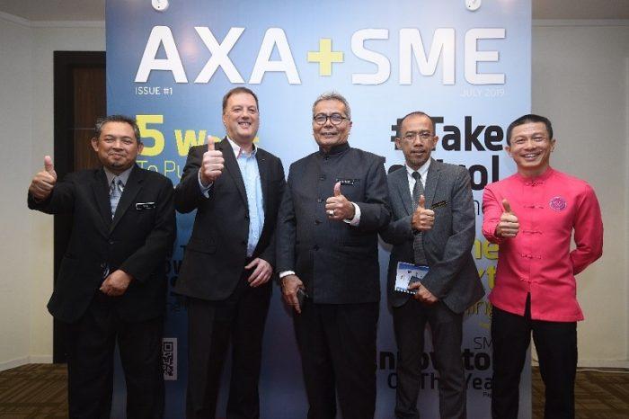 AXA Melancarkan SME Challenge Untuk Memperkasakan PKS Agar Mengambil Kawalan 2