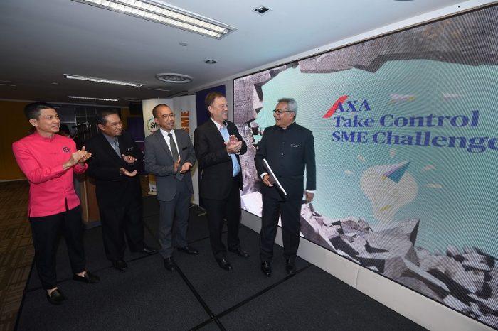 AXA Melancarkan SME Challenge Untuk Memperkasakan PKS Agar Mengambil Kawalan 3