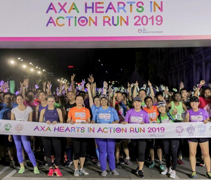 AXA Memperkasakan 6,500 Pelari Untuk Menyumbang RM100,000 Kepada 5 Badan Amal 3