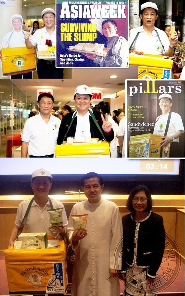 Jutawan Broker Jatuh Muflis, Kemudian Jadi Jutawan Semula Dengan Menjual Sandwic 5