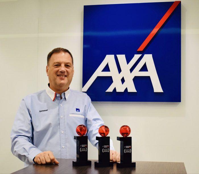 AXA Memenangi Anugerah Syarikat Insurans Am Antarabangsa Terbaik – Malaysia Untuk 4 Tahun Berturut-Turut 2