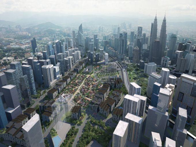13 Transformasi Kampung Bharu Ke Bandar Moden Yang Anda Perlu Tahu6 - 13 Transformasi Kampung Bharu Ke Bandar Moden Yang Perlu Anda Tahu