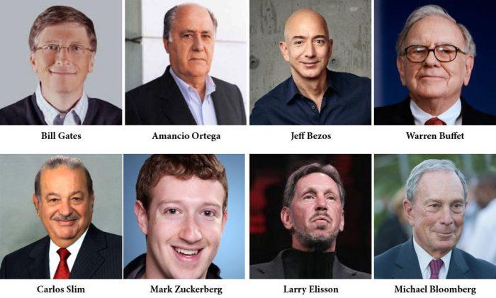 4 Kategori Bilionaire Yang Ada Di Dunia 5