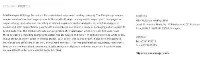 Siapa Pemilik Sebenar Gula Prai? 3