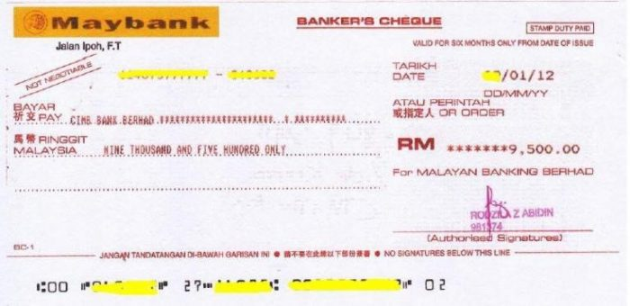 Ini Cara Untuk Elak Duit Booking Fee Rumah Daripada 'Burn' 5
