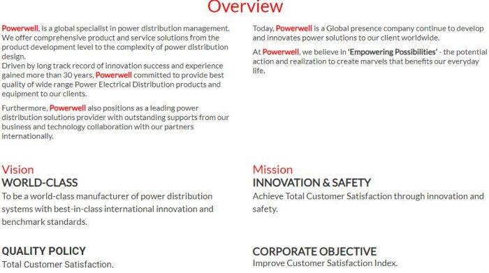 IPO Powerwell Holdings Berhad Dah Boleh Apply Online, IPO Pertama Tahun 2020 4
