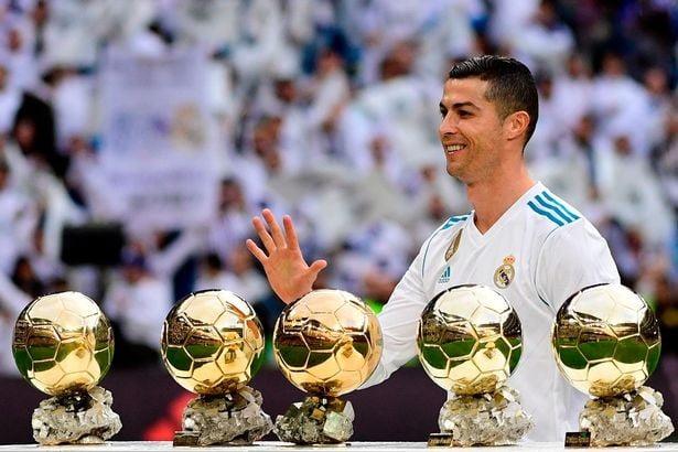 Cristiano Ronaldo, Pemain Bola Sepak Pertama Yang Bergelar Bilionaire 5