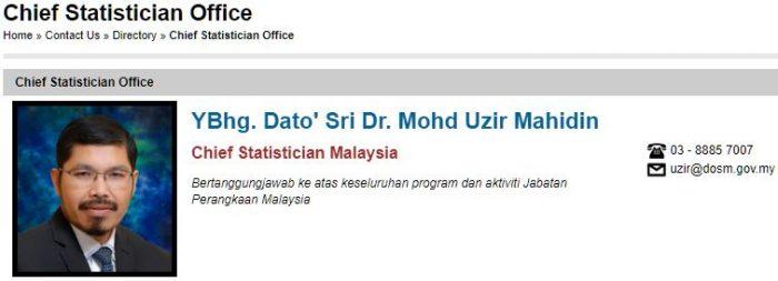 Malaysia Berdepan Dengan Kegawatan Ekonomi Dalam Masa 6 Bulan 2