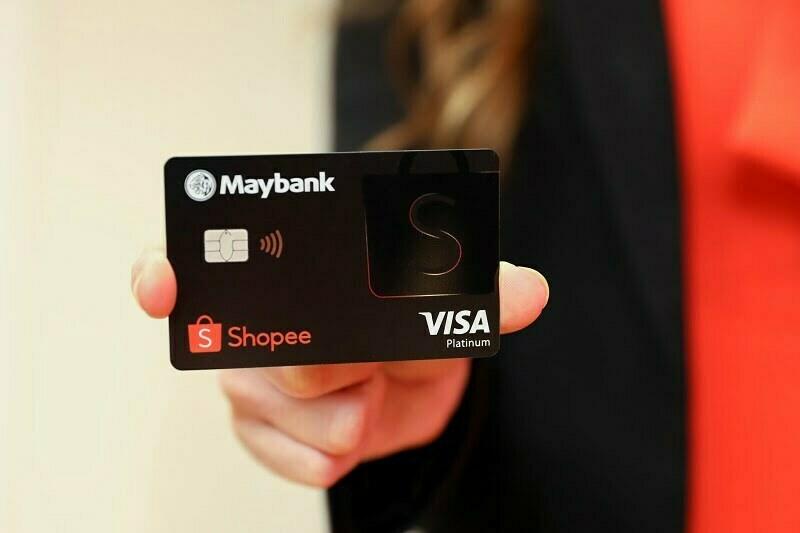 Shopee Maybank Dan Visa Selesaikan Dilema Kewangan Anda Dengan Maybank Shopee Credit Card Baharu1 - Shopee, Maybank Dan Visa Selesaikan Dilema Kewangan Anda Dengan Maybank Shopee Credit Card Baharu