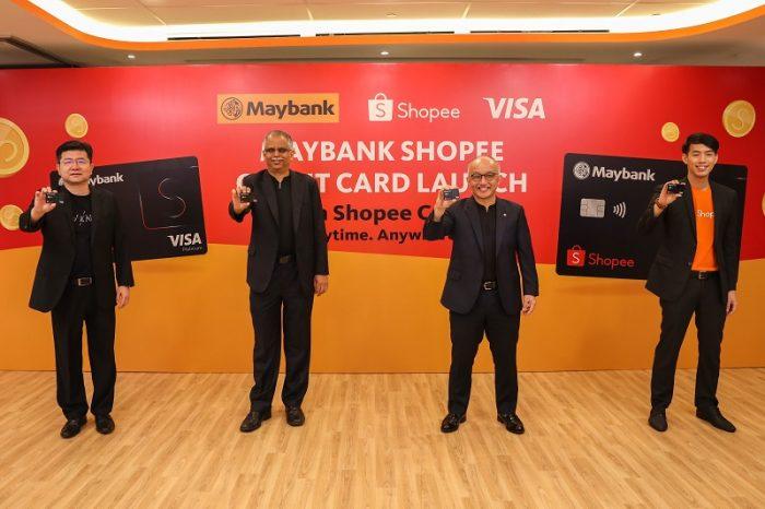 Shopee Maybank Dan Visa Selesaikan Dilema Kewangan Anda Dengan Maybank Shopee Credit Card Baharu2 700x466 - Shopee, Maybank Dan Visa Selesaikan Dilema Kewangan Anda Dengan Maybank Shopee Credit Card Baharu