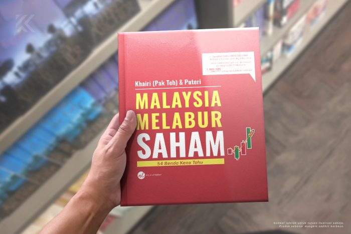Buku Malaysia Melabur Saham